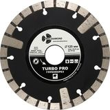 Диск алмазный Trio-Diamond 230*10*22.23 мм (турбо), глубокий рез, TP156