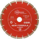 Диск алмазный Trio-Diamond Segment 250*10*32 мм (перех. кольцо на 25.4)