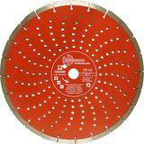 Диск алмазный Trio-Diamond Segment Grand Hot press 350*10*25.4 мм (перех. кольцо на 20)