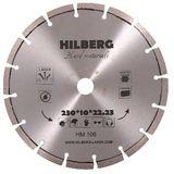 Диск алмазный Trio-Diamond Hilberg Hard Materials Лазер 600*10*25.4/12 мм