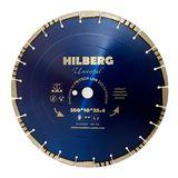 Диск алмазный Trio-Diamond Hilberg Universal 350*10*25,4/12 мм