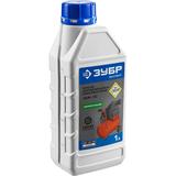 Масло ЗУБР, для воздушных компрессоров, минеральное, класс ISO VG 68, 1л, ЗМК-ПС