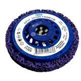 Коралловый зачистной круг Gtool CD (фиолетовый) 125 мм, 11268