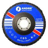 Круг зачистной фибровый Andre 125 мм