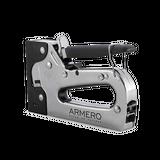 Armero степлер для скоб тип 53 и гвоздей типа J, стальной корпус, усиленный забивной механизм AP10-005