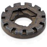 Переходник ПРАКТИКА HEX/OIS12 для МФИ Renovator, Rockwell, Worx, Fein (240-607)