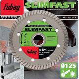 Fubag Алмазный диск Slim Fast 125/22.2 80125-3