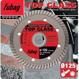Fubag Алмазный диск Top Glass 125/22.2 81125-3