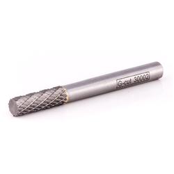 Борфреза G-Сut форма А цилиндр с гладким концом, диаметр головки 6мм