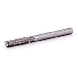 Борфреза G-Сut форма B цилиндр с торцовыми зубьями, диаметр головки 3мм