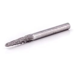 Борфреза G-Cut форма L конус с закруглённой головкой, диаметр головки 3мм