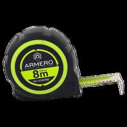 Armero Рулетка 8 м x 25 мм, магнитная, двусторонняя с автоблокировкой AI00-082