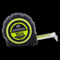 Armero Рулетка 10 м x 25 мм, магнитная, двусторонняя AI00-102