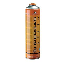 Kemper Резьбовой баллон с газом SUPERGAS Бутан 70%, 336г, KG02-575