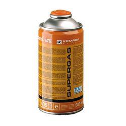Kemper Резьбовой баллон с газом SUPERGAS Бутан 70%, 175г, KG02-576