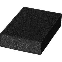 Губка шлифовальная STAYER Master, 4 стороны, оксид алюминия, Р180, 100x68x26мм, 3560-3