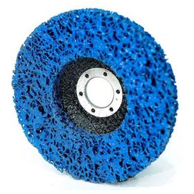 Коралловый зачистной круг Gtool CD (синий) 125 мм 10082