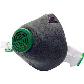 Полумаска фильтрующая (респиратор) ЗУБР У-2К, с клапанами, класс защиты FFP1, 1116