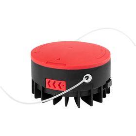 "Катушка для триммера ЗУБР для ЗТЭ-550, автомат, макс диаметр лески 1,2мм, ""круг"", 70117-1.2"