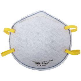 Маска полипропиленовая 4-х слойная (угольный фильтр) FIT IT 12286