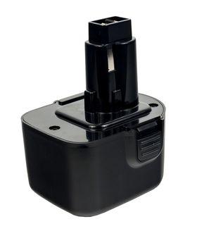 Аккумулятор для DeWALT ПРАКТИКА 12В, 1,5Ач,  NiCd,  блистер 038-791