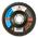 Круг лепестковый циркониевый Andre Pro Line ZR 125 x  22,3 мм P120